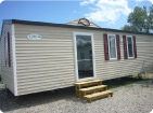Exemple de mobil home d'occasion Willerby - Cottage - 2007 en vente chez siblu
